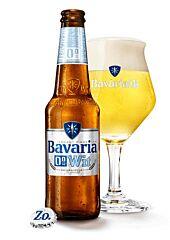 Bavaria Wit bier 30 cl 0.0%