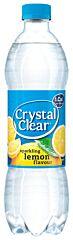 Crystal clear Lemon 50 cl pet