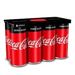 Coca cola Zero 25 cl