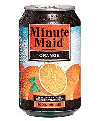 Minute maid Jus d orange 33 cl