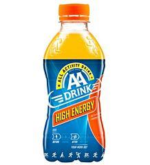 Aa Orange high energy drink 33 cl pet
