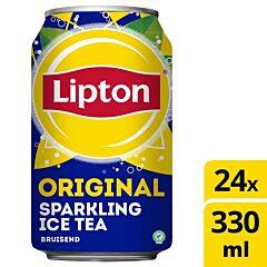 Lipton Ice tea sparkling 33 cl