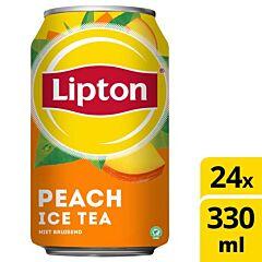 Lipton Ice tea peach no bub.33cl.
