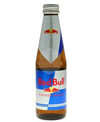 Red bull 25cl glas
