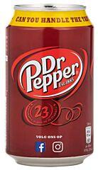 Dr pepper 33cl
