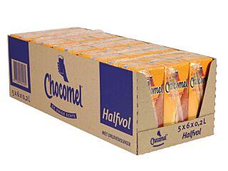 Chocomel Nutricia halfvol 20 cl