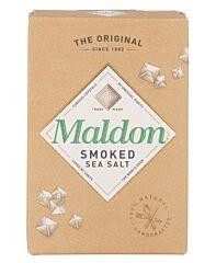 Maldon Zee zout flakes smoked