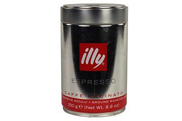 Illy Espresso gemalen classico