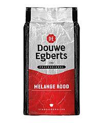 Douwe egberts Koffie melange rood standaard