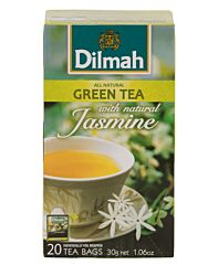 Dilmah special green Jasmijn groene thee
