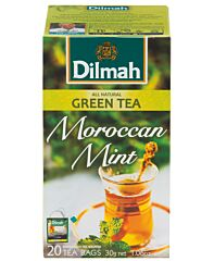 Dilmah Moroccan mint