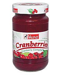 Valenzi Cranberry compote