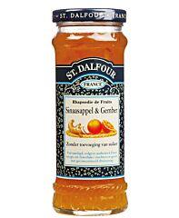 St.dalfour Sinaasappel/gemberjam