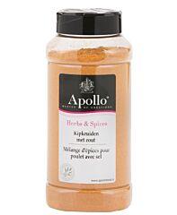 Apollo Kipkruiden met zout