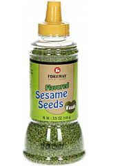 Lucullus Sesame wasabi heel