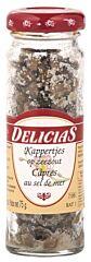 Delicias Kappertjes op droog zeezout