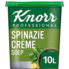 Knorr superieur Spinazie creme soep  (10 ltr)