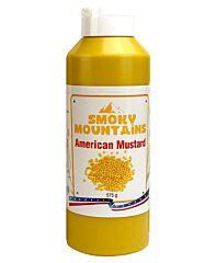 Smoky mountain American mustard