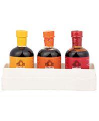 Il borgo Gift box one a 100 ml yellow-orange-red label