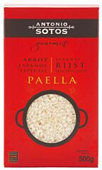 Antonio sotos Paella rijst