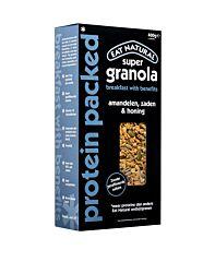 Eat naturel Ontbijtgranen super granola protein packed
