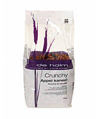 De halm Crunchy appel-kaneel bio