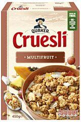 Quaker Cruesli multi fruit