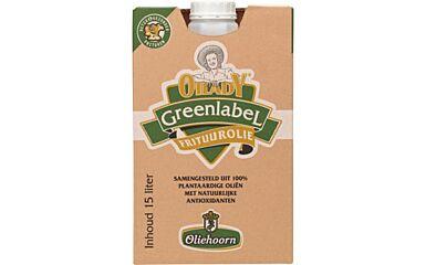 Oliehoorn Frituurolie green label