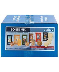 Hoppe Bonte koekjes mix 6 soorten