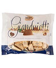 Socado Gianduiotti hazelnoot praline