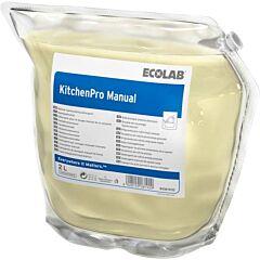 Ecolab Kitchenpro manual vaatwasproduct