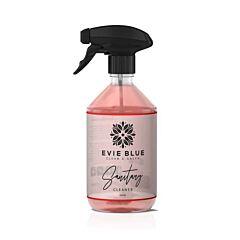 Evie blue Sprayfles 500ml sanitair (rood)