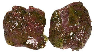Lams biefstukjes gemarineerd nwz pak 2 x 170gram