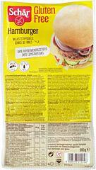 Schar Hamburgerbroodje 75 gr glutenvrij