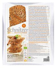 Schnitzer Baguette grainy glutenvrij bio