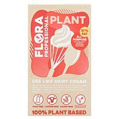 Flora Room plantaardig koken & opkloppen 31% vet