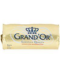 Grand or Roomboter gezouten
