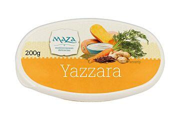 Maza Yazzare wortel-pompoendip