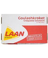 Laan snacks Goulashkroket 100gram