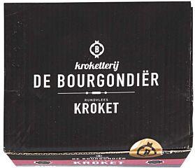 De bourgondier Rundvleeskroket 17% 100 gr