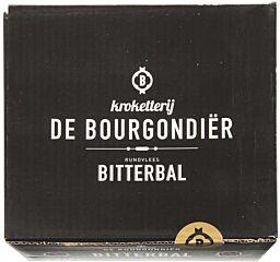 De bourgondier Rundvleesbitterbal 17% 35 gr