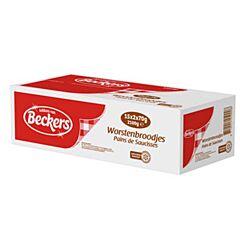 Beckers Worstenbroodje traditioneel 70 gr