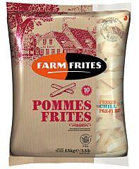 Farm frites Frites 10mm frozen 2500gr