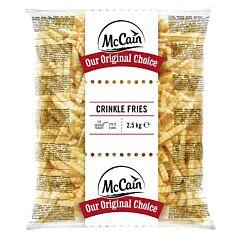 Mc.cain Pommes crinkle diepvries