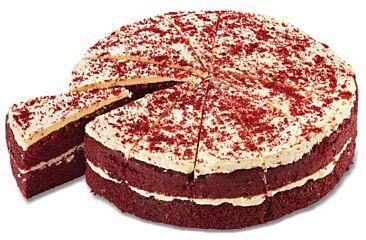 Chaupain Red velvet cake 14 pt