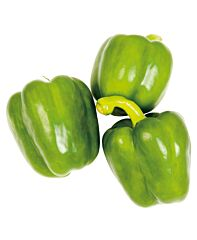 Paprika groen ca 200 gr