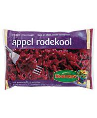 Rode kool met appeltjes (gekookt)
