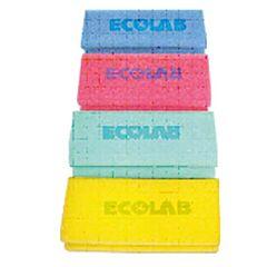 Ecolab Polifix schuurspons bl/wit