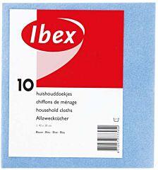 Ibex Huishouddoek blauw