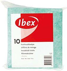 Ibex Huishouddoek groen